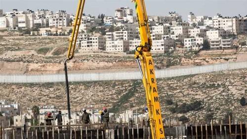 Palestine slams Israeli plan for new settlement units