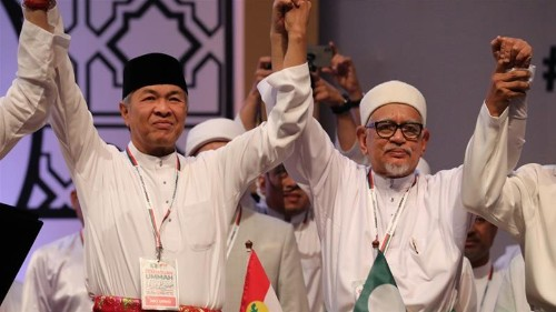 Malaysia's top opposition parties form alliance