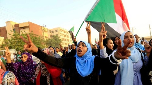 Sudan's youth showed us how to counter sexual violence