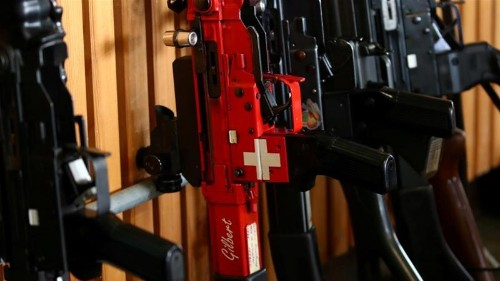 Swiss voters approve tighter gun laws