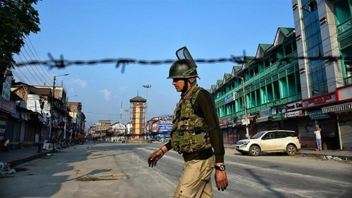 Pakistan and India trade barbs after rare UN Kashmir talks