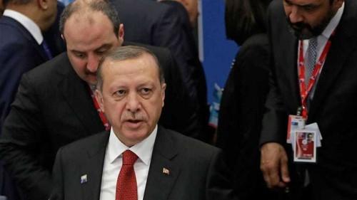 Turkey's Erdogan denounces demands on Qatar