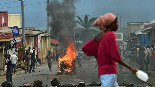 Escaping Burundi's unrest