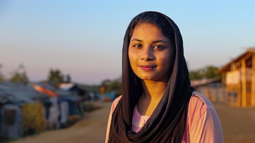 20-year-old refugee expelled from university for being Rohingya