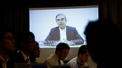 Ex-Nissan chief Ghosn hit with fresh corruption charge
