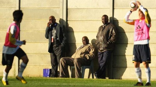 Football's ugly dive in Zimbabwe