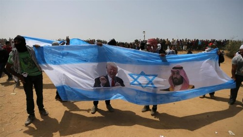 What is behind the Saudi campaign against Hamas?