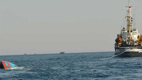 Vietnam vessels 'ram China ships 1,400 times'
