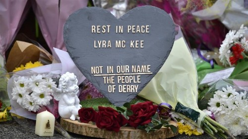 New IRA admits to the killing of journalist in Northern Ireland