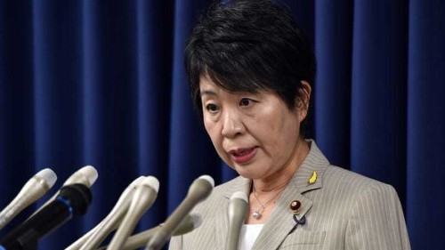Japan executes its first prisoner in 2015