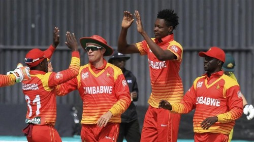 Zimbabwe cricket suspended over 'political interference'