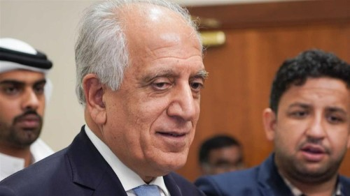 Khalilzad testifies before US Congress in classified briefing