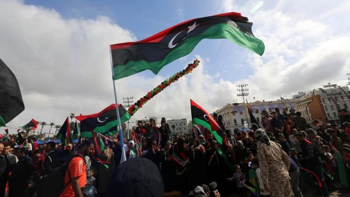Libyans mark 9 years since start of uprising that removed Gaddafi