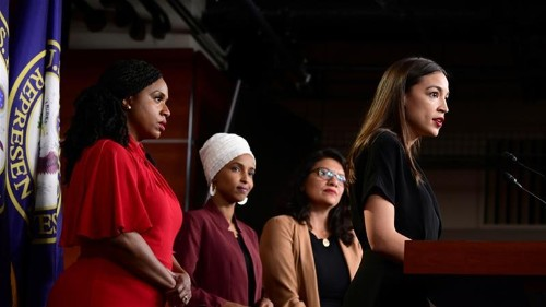 US Republican group apologises for racist 'Jihad Squad' post