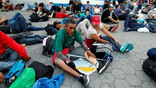 As promised, Trump slashes aid to Central America over migrants