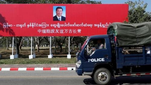 China's Xi makes a 'historic' visit to Myanmar