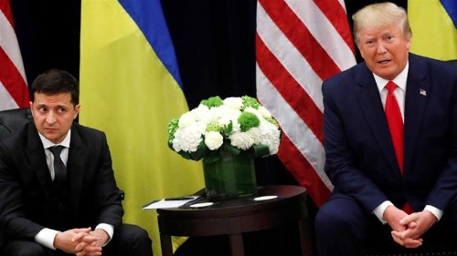 The fallout of the Trump-Zelensky phone call in Ukraine