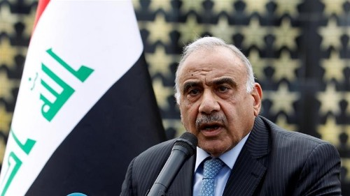 Iraqi PM says US troops do not have permission to stay in country