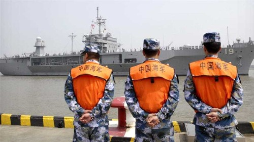 Tensions escalate over South China Sea claims