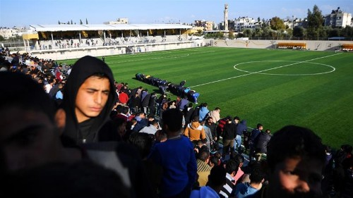 Football final cancelled as Israel denies Gaza team travel permit
