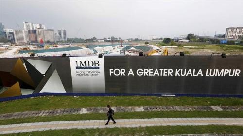 Singapore returning millions linked to Malaysian fund scandal