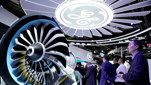 US mulls blocking GE from selling jet engines to China: Report