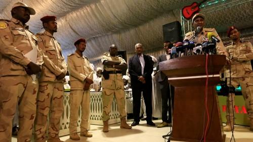 ICC prosecutor: Omar al-Bashir must answer for Darfur abuses now