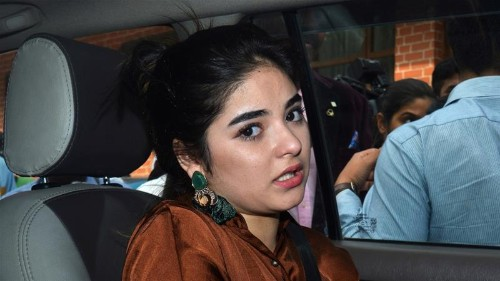 What the Zaira Wasim controversy reveals about contemporary India