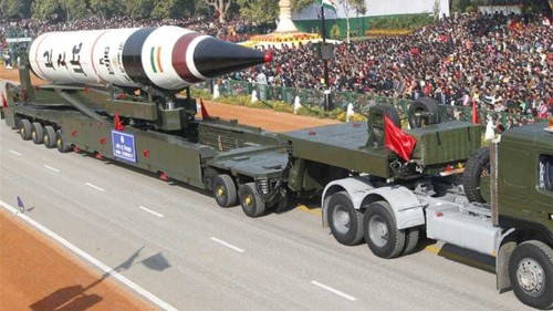 India tests nuclear-capable missile