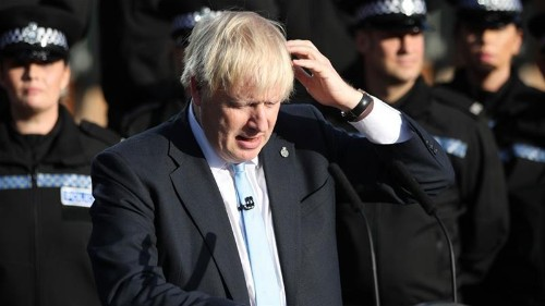 Will Brexit mean early exit for Boris Johnson?