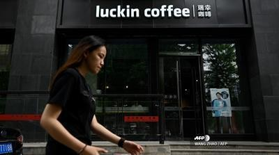 Crazy cheap cappuccinos: China's Luckin Coffee Chain goes public