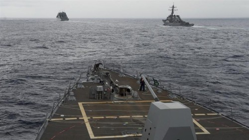 Is a US-China war in Asia inevitable?