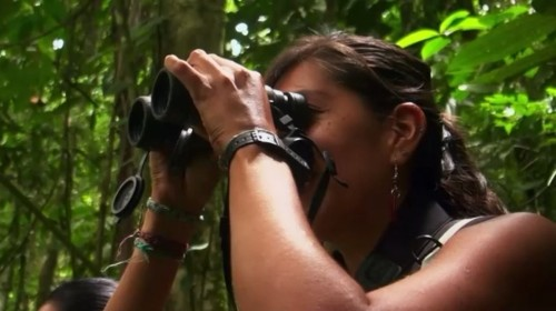 Women Make Science: Ecuador's Hidden Treasure