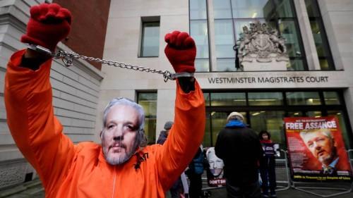 How Assange case highlights crime of psychological torture