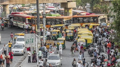 Indian capital to restrict cars in November to curb pollution
