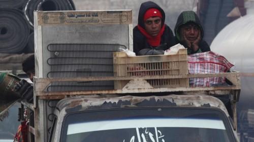 Syria army takes Idlib crossroads town despite Turkish warnings
