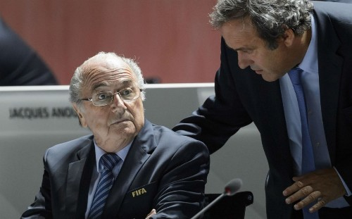 FIFA investigators call for sanctions against Blatter and Platini