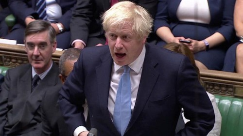 UK parliament suspended after Johnson fails in snap election bid