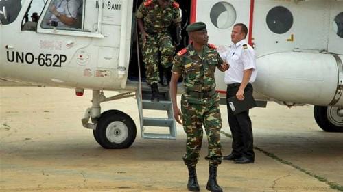 Burundi army chief 'escapes assassination attempt'