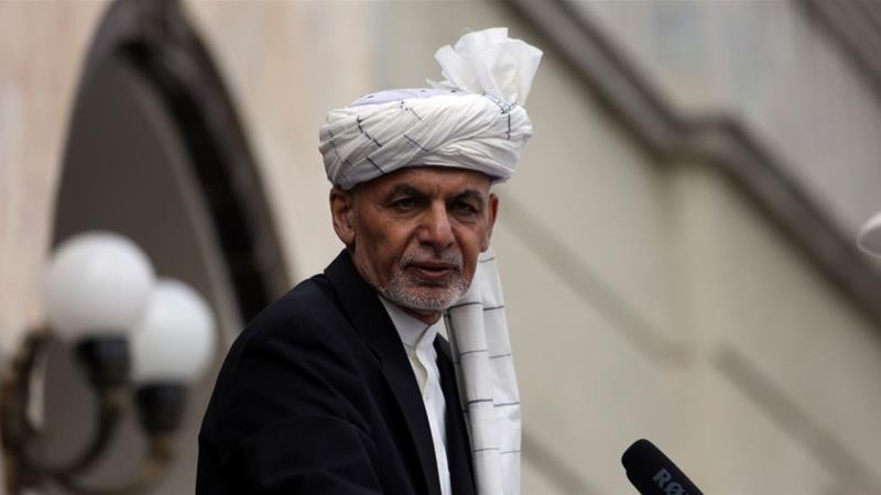 Afghan president pledges to expedite release of Taliban prisoners