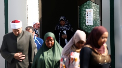 Christchurch mosque reopens amid call for action on Islamophobia