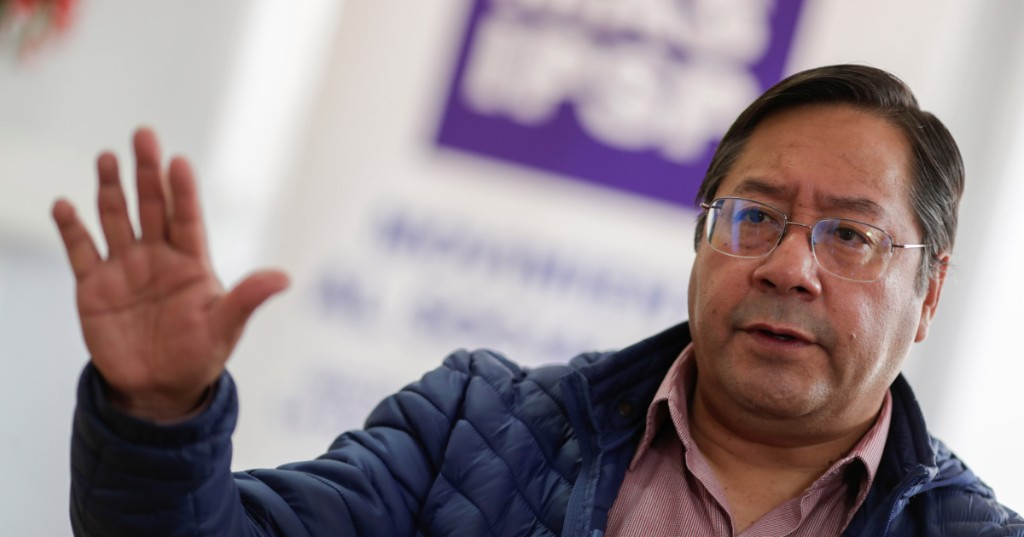 Bolivia's Luis Arce says 'no role' for Evo Morales in new gov't