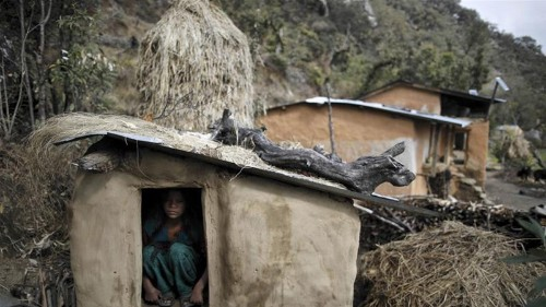 Nepal makes first arrest over woman's death in 'menstrual hut'