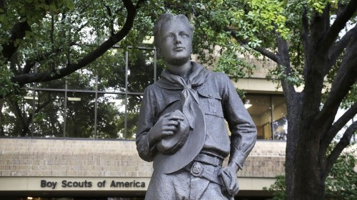 Boy Scouts files for bankruptcy to put sex-abuse lawsuits on hold