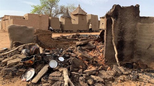 Mali attack: Forces deployed as survivors recall killings