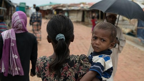 UN: More than 70 million people displaced worldwide
