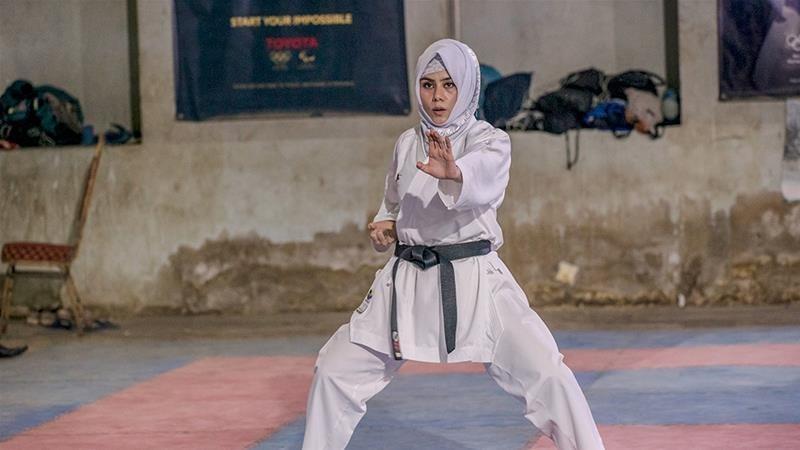 'Role model': Pakistan's Hazara woman packing a punch