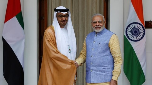 India's Narendra Modi gets top UAE honour amid Kashmir crisis