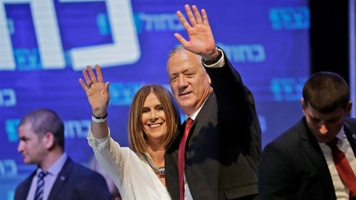 Israel election: Exit polls show race too close to call