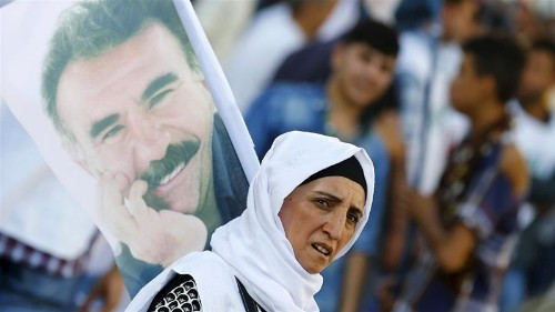 Kurdish leader Ocalan calls end to jail hunger strikes in Turkey
